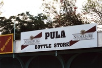 Pula - Bottle Store, Bostwana