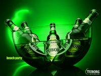 Tuborg Beach Party