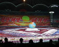 Mass Games, Pyongyang, North Korea