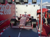F1 From Coca-Cola Cans