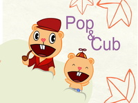 pop and cub