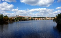 Karluv Most Bridge, Prague, Czech Republic
