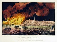 Great Boston Fire, 1872