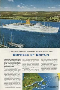 1955 - Empress of Britain