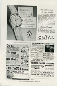 1955 - Omega Watch
