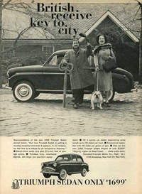 1958-Triumph-Sedan-British-receive-key-to-city-ad