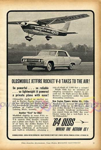 1964-Oldsmobile-Jetfire-Rocket-V8