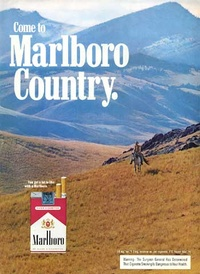 1974-Marlboro-Cigarette-Come-to-Marlboro-Country-ad