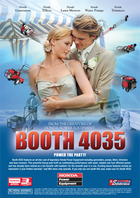 Honda Power Equipments - Booth 4035