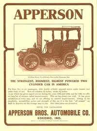 1920s - Apperson