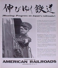1959 - American Railroads Japan