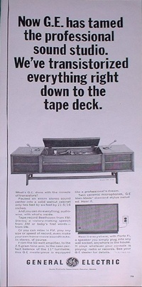1964-General-Electric-Stereo