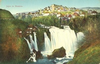 Jajce-Waterfall
