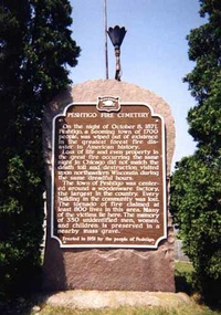 The Great Peshtigo Fire of 1871