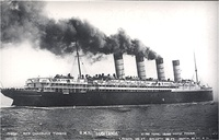 New Quadruple Turbine Lusitania