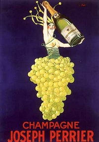 1930 - Champagne Joseph Perrier by J. Stall