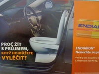 2011 - Endiaron - Car Toilet Seat
