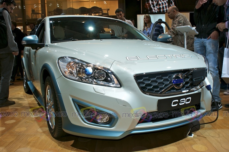 Volvo C30 Electric Front