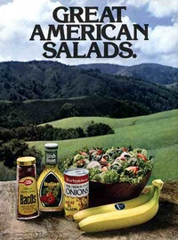 1980 - Chiquita - Great American salads