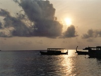 maldive sunset 02