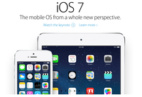iOS 7 - The mobile OS from a whole new perspective