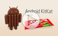 Android co-brands with Kit Kat for 4.4