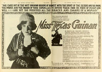 1919 - Texas Guinan - The Moving Picture World, May 10