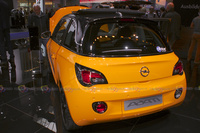 2016 Opel Adam - Rear View