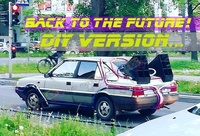 Back to the future - DIY Version!