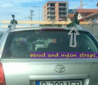 Toyota Avensis - Wood and Nylon Straps