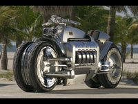 Dodge Tomahawk V-10 Motorcycle Concept 2003 3