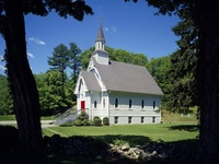 Cornwall Bridge Church, Connecticut