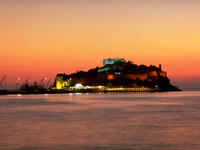 Bird Island, Kusadasi, Turkey