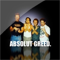 Metallica - Absolut Greed
