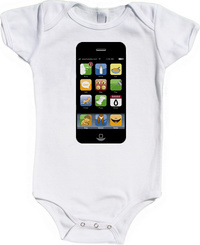 iPopmy baby iPhone