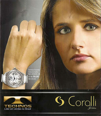 Corrali, the Watch That Gives You a Stroke