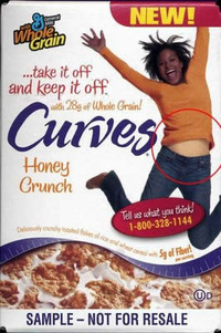 Curves: It Makes You White!