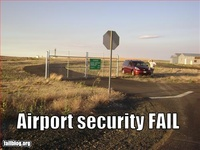 Fail Owned Airport Security Fail