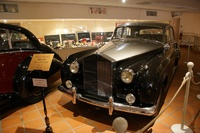 Exhibition of HSH The Prince of Monaco's Vintage Car Collection (1930 - 1960)