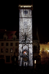 Astrological Tower Clock, 600 Years Anniversary
