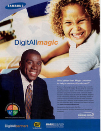 Magic Johnson - Digit All Magic