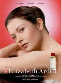 Catherine Zeta-Jones - Elisabeth Arden