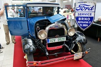 1928 - Ford A Sport Coupe