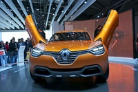 Renault at IAA Frankfurt 2011