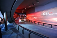 Audi at IAA Frankfurt 2011