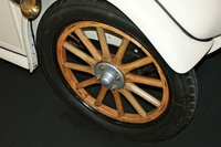 1926 Hanomag 2/10 Kommibrot - wooden wheel