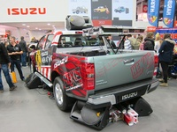 Isuzu at Paris Motor Show 2012