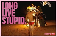 Diesel Be Stupid Campaign
