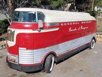 GM Futurliner Bus