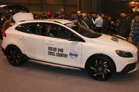 Volvo V40 D3 Cross Country - side view